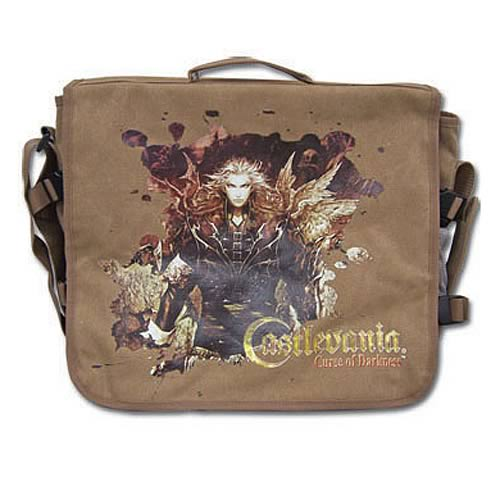 Castlevania Curse Of Darkness Messenger Bag