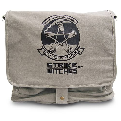 Strike Witches 501St St Logo Messenger Bag