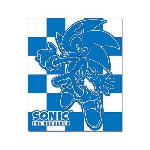 Sonic_the_Hedgehog_Sonic_White_and_Blue_Throw_Blanket