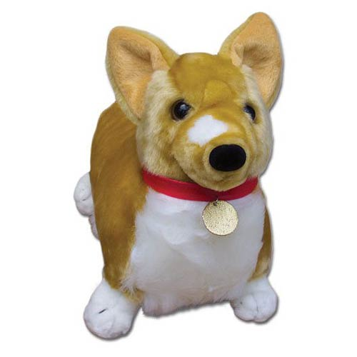 Cowboy Bebop Ein Welsh Corgi Dog 11-Inch Plush