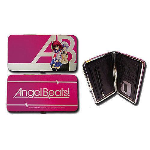 Angel Beats Yuri and Kanade Hinge Wallet