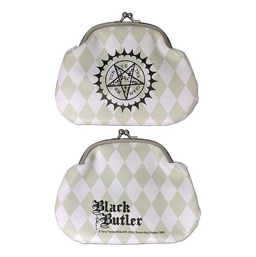 Black Butler Pentacle Coin Purse