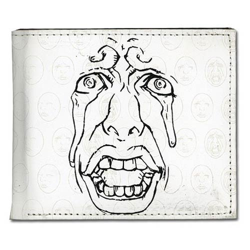 Berserk Behelit White Wallet