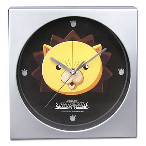 Bleach Kon Square Clock