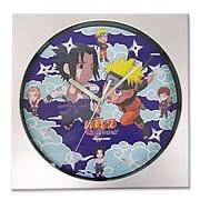 Naruto Shippuden Characters Wall Clock