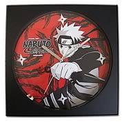 Naruto Shippuden Naruto Square Wall Clock