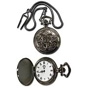 Black Butler Sebastian Pocket Watch