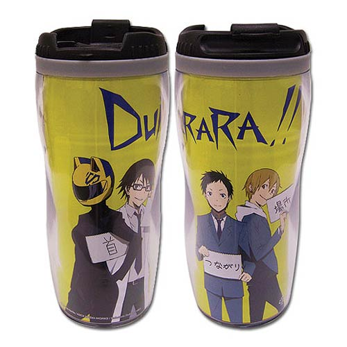 Durarara!! Line-Up Yellow Tumbler
