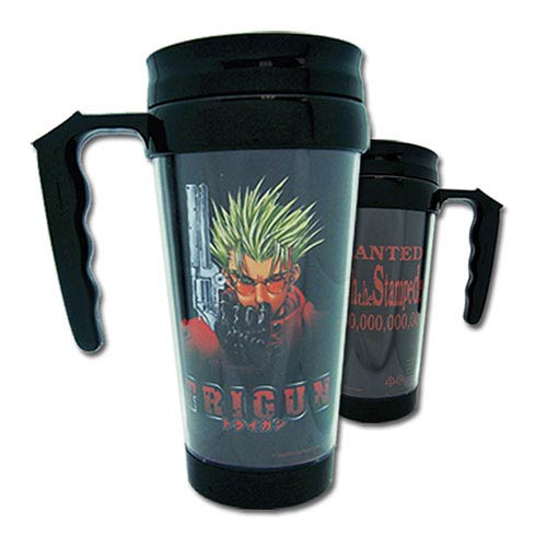 Trigun Vash the Stampede Tumbler with Handle