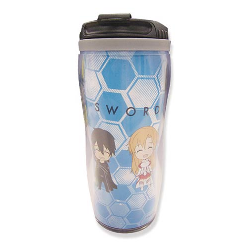 Sword Art Online Group Photo Tumbler