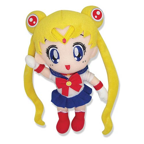 Sailor Moon Usagi Tsukino 8-Inch Plush