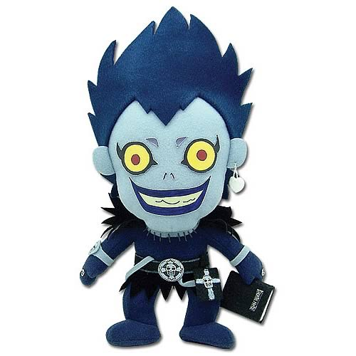 Death Note Ryuk Plush