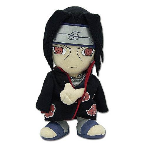 Naruto Itachi Uchiha 8-Inch Plush