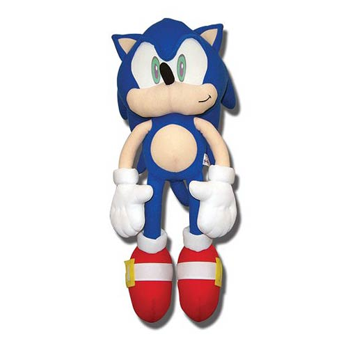 Sonic the Hedgehog 20-Inch Sonic Plush