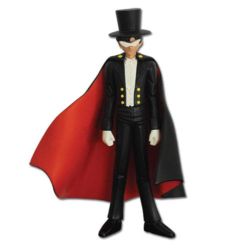 Sailor Moon Tuxedo Mask Action Figure