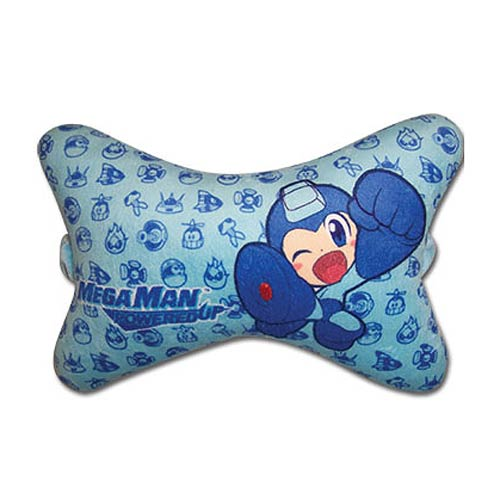 Mega Man Powered Up Chair Pillow
