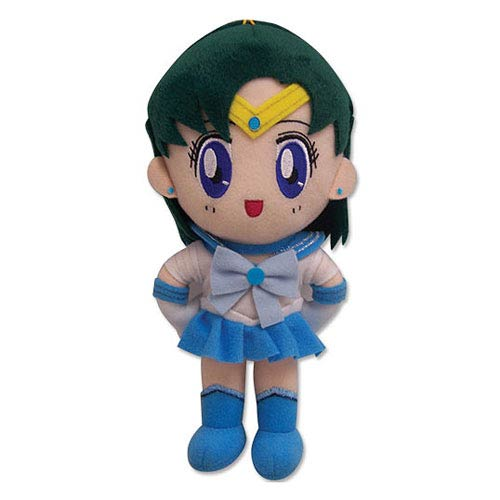 Sailor Moon Sailor Mercury 9-Inch Plush