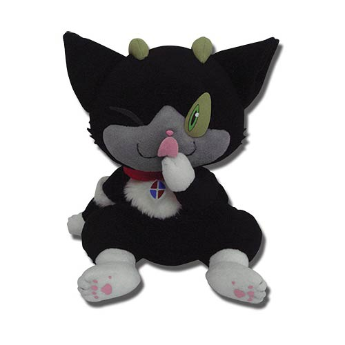 Blue Exorcist Kuro Cat Plush