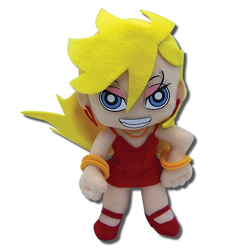 Panty and Stocking with Garterbelt Panty Plush