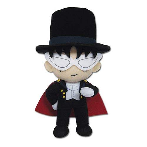 Sailor Moon Tuxedo Mask 8-Inch Plush