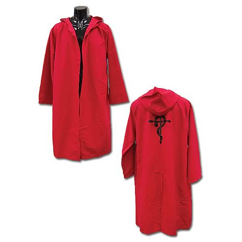 Fullmetal Alchemist Brotherhood Edward Elric Coat