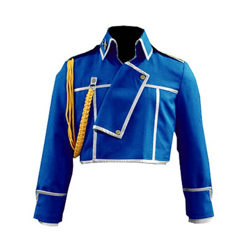 Fullmetal Alchemist Brotherhood State Military Jacket
