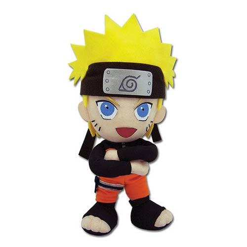 Naruto Shippuden Naruto Uzumaki 8-Inch Plush