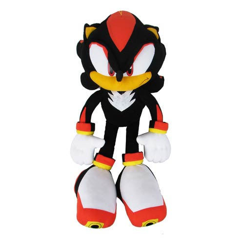 Sonic the Hedgehog Shadow 12-Inch Plush