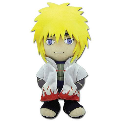 Naruto Shippuden 4th Hokage Plush
