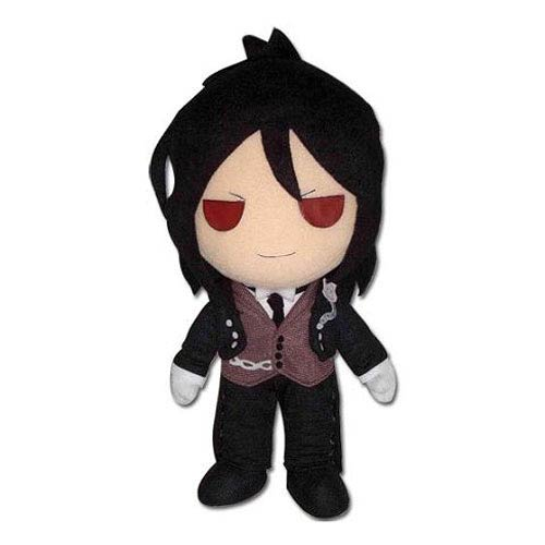 Black Butler Sebastian Michaelis Plush
