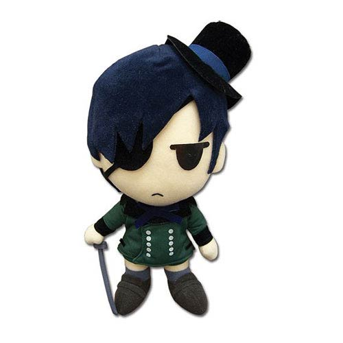 Black Butler Ciel Phantomhive Plush