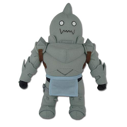 Fullmetal Alchemist Brotherhood Al 8-Inch Plush