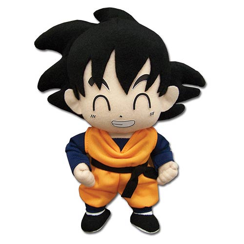 Dragon Ball Z Goten Plush