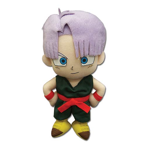 Dragon Ball Z Trunks 8-Inch Plush