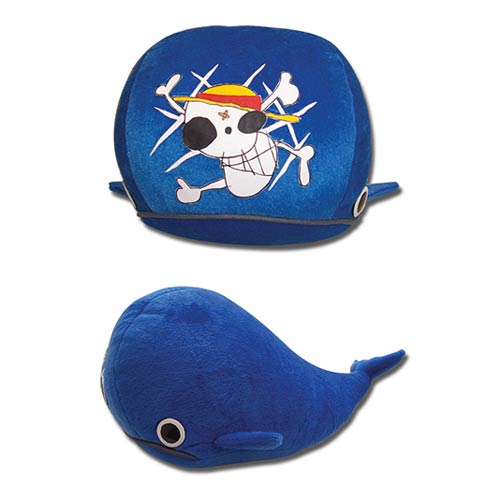 One Piece Laboon Whale Plush