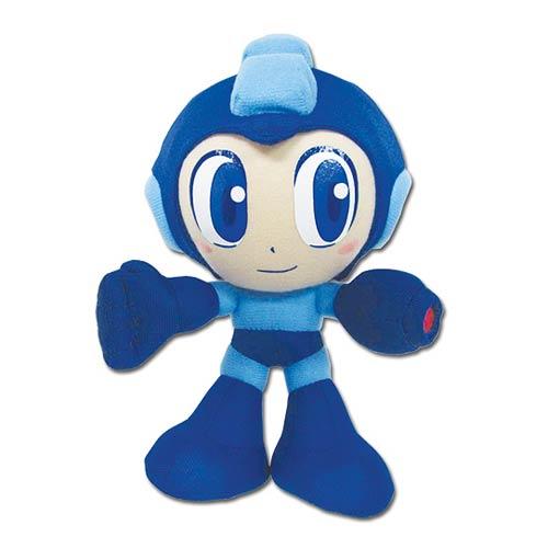 Mega Man 10 Mega Man Plush