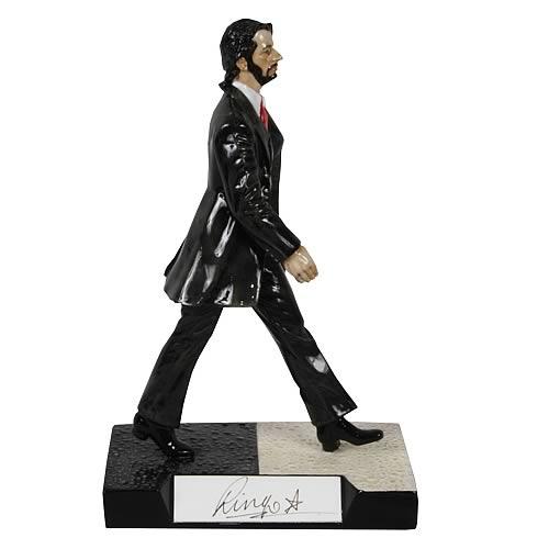 Ringo Starr 9-inch Signed Figurine