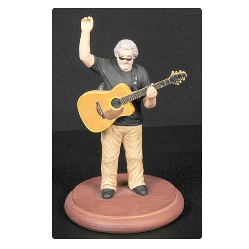 Jerry Garcia 7-inch Marquee Figurine