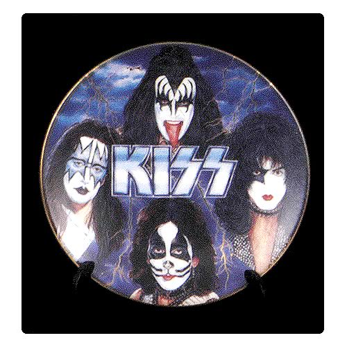 KISS 3 1/4-inch Plate