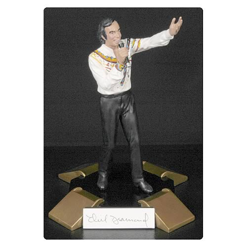 Neil Diamond 9-inch Signed Figurine