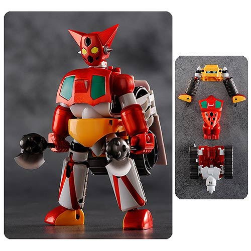 Getter Robo Dynamic Change Getter Robo Action Figure 3-Pack