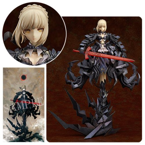 Fate/Stay Night Saber Alter 1:7 Scale Statue