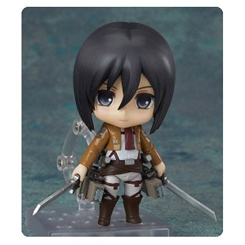Attack on Titan Mikasa Ackerman Nendoroid Action Figure