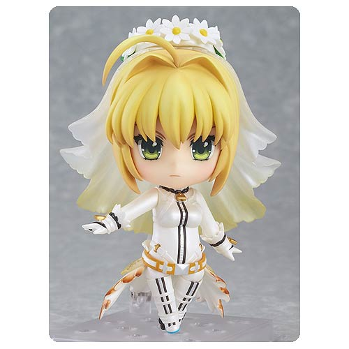 Fate/Extra CCC Saber Bride Nendoroid 4-Inch Action Figure