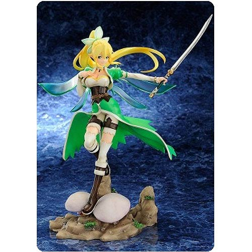 Sword Art Online Fairy Dance Arc Leafa 1:8 Scale Statue