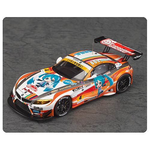 Vocaloid Project Mirai BMW 2012 Opening Season Vehicle