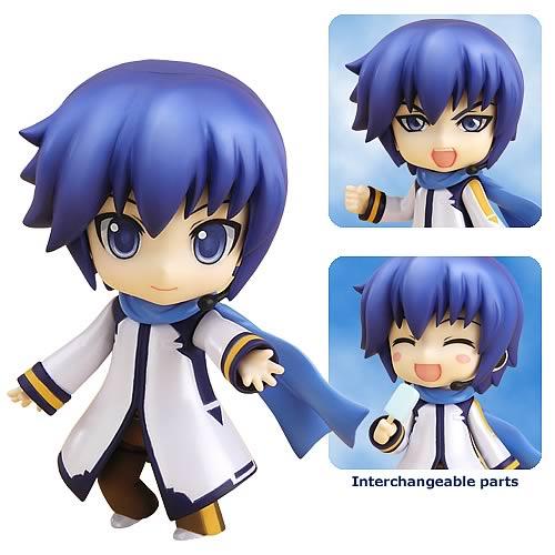smile company vocaloid action figures vocaloid kaito nendoroid figureKaito Chibi Figure