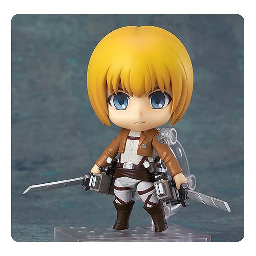 Attack on Titan Armin Arlert Nendoroid Action Figure