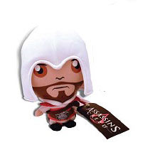 Assassin's Creed Ezio White Outfit Plush