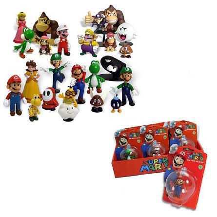 Super Mario Bros. 2-Inch Mini-Figure Series 4 Case